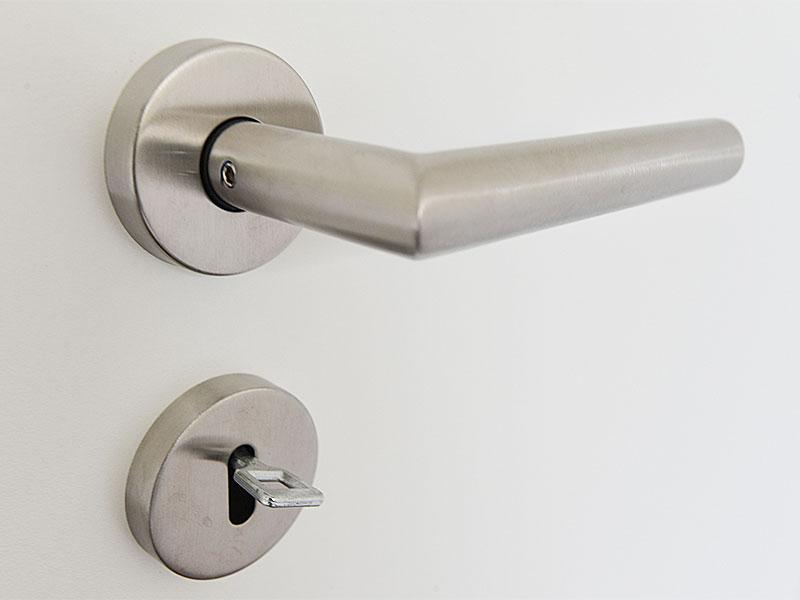 my Client weiße Türen